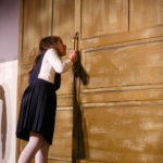 The Lion, Witch the Wardrobe - Lucy