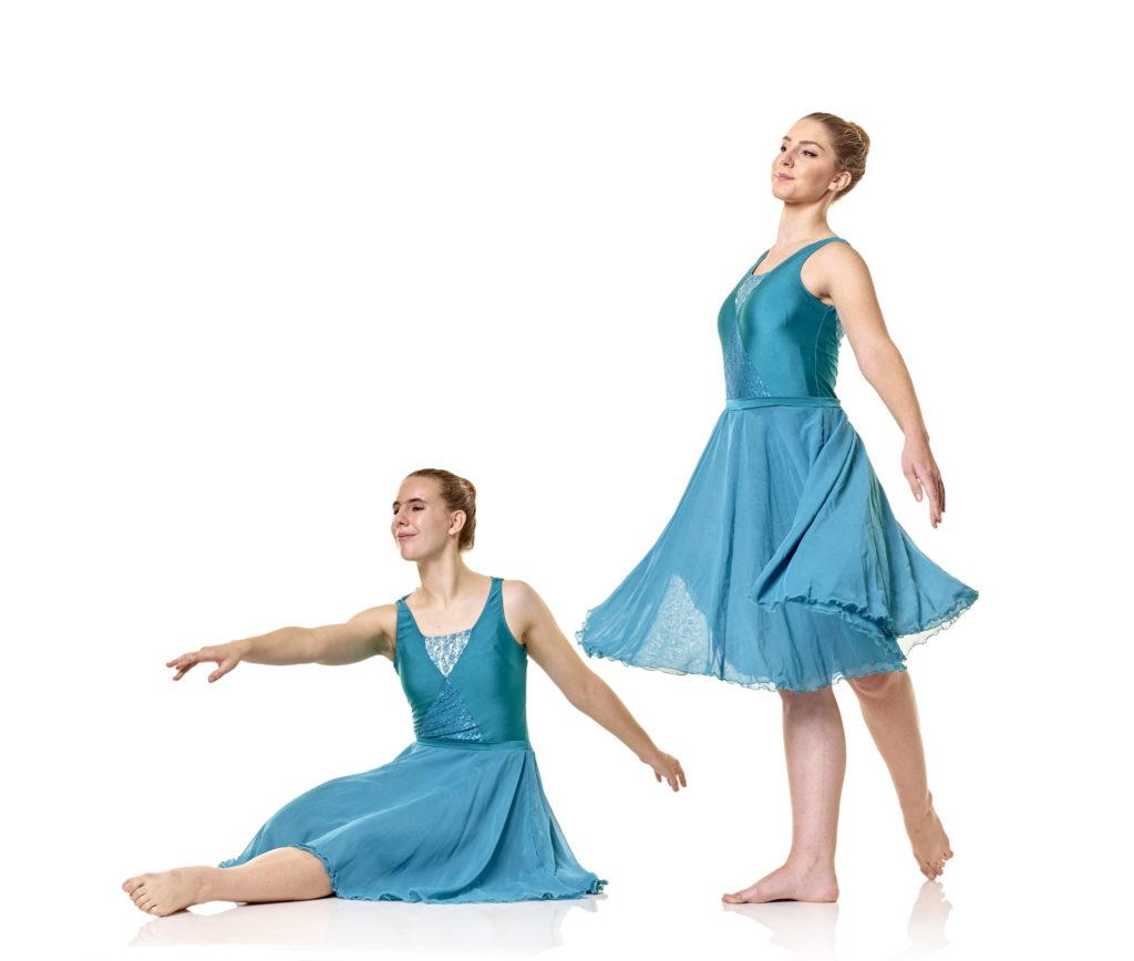 Maria and Olivia Senior Cavod Dance Company
