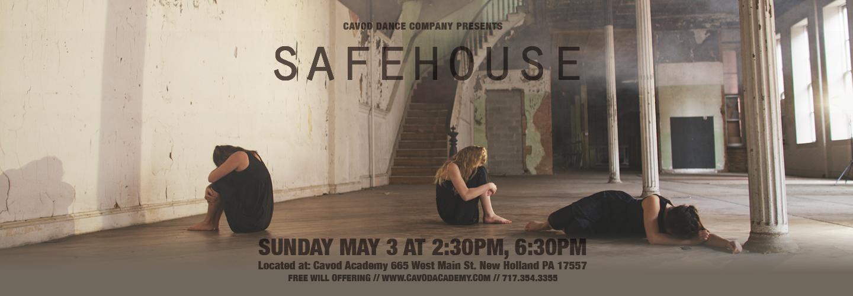 Cavod Dance Company - Safehouse Slider