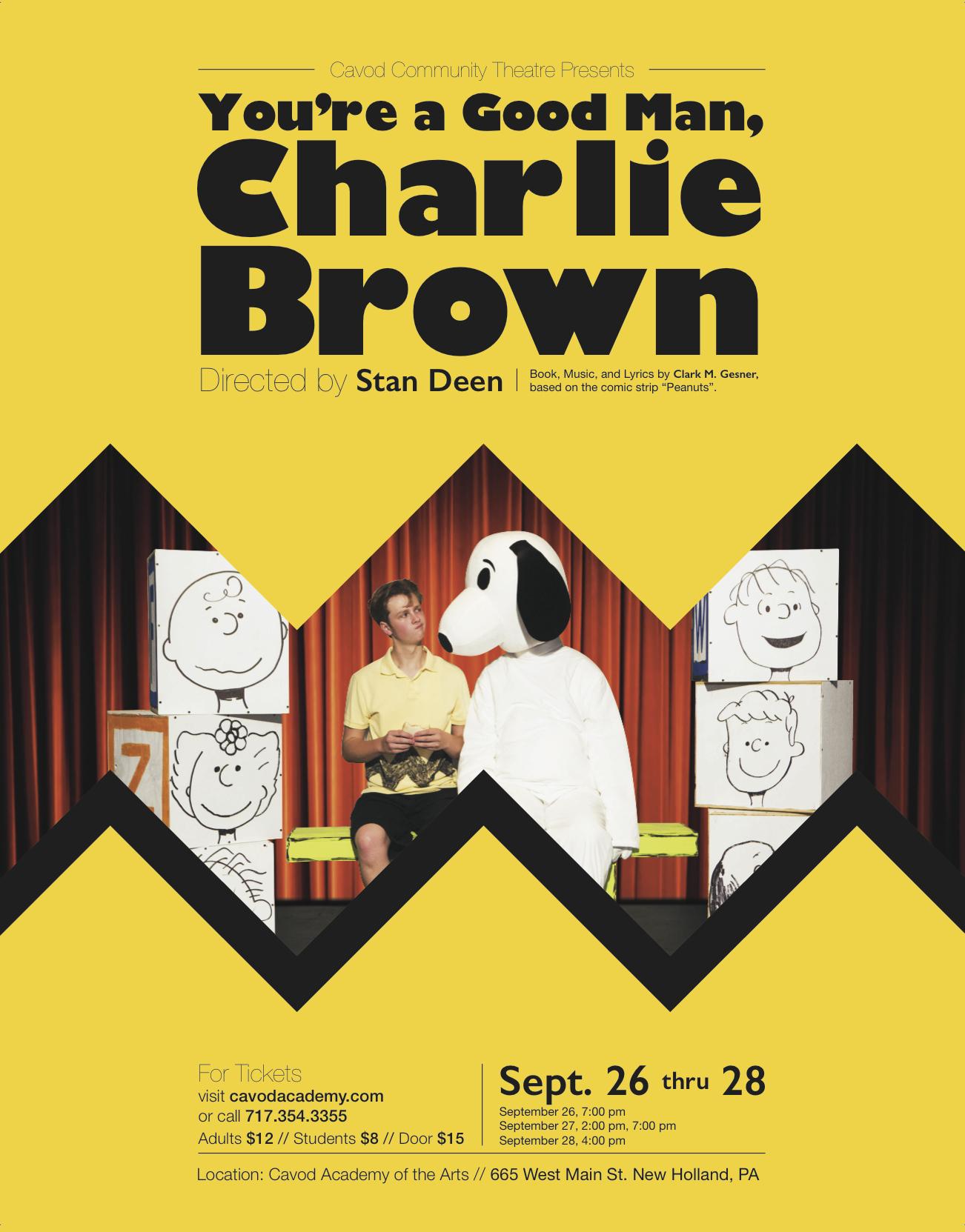 Charlie Brown 2014