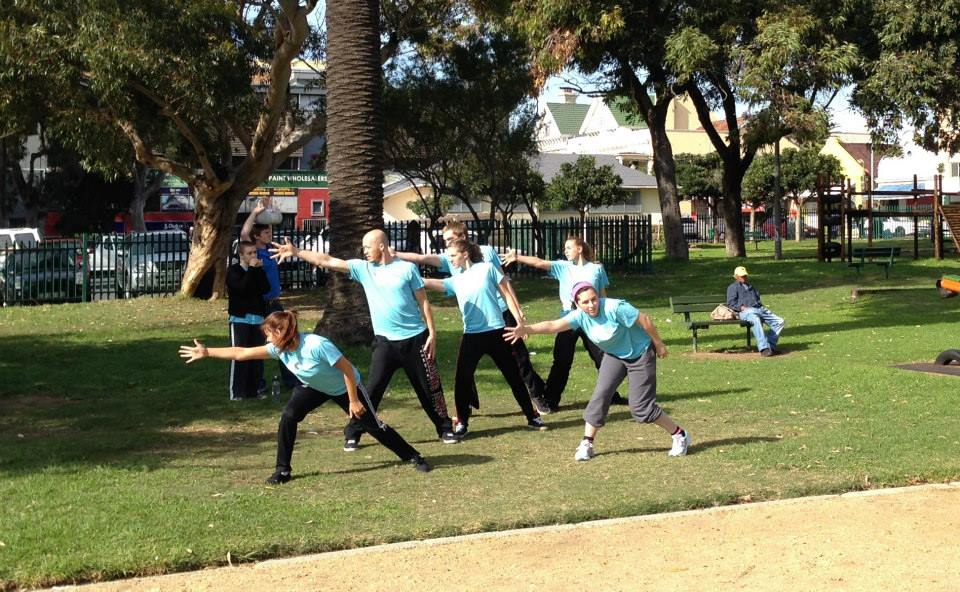 CDC South Africa Trip - Cape Town Street Ministry