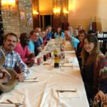 CDC South Africa Trip - Dinner Out