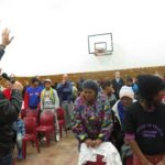 CDC South Africa Trip - Worship Night in Athlon