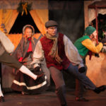 Scrooge the Musical Cavod local theatre productions