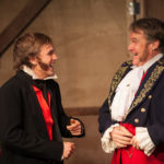 Scrooge the Musical Cavod local theatre plays
