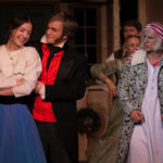 Scrooge the Musical Cavod community theatre productions