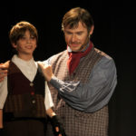 Scrooge the Musical Cavod community theatre shows