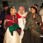 Scrooge the Musical Cavod theater musical