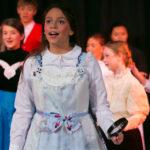 Alice in Wonderland Cavod singing and acting classes