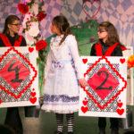 Alice in Wonderland Cavod young actors