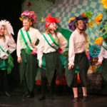 Alice in Wonderland Cavod kids acting classes