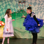 Alice in Wonderland Cavod drama acting classes