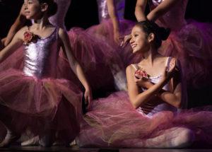 Intermediate and Advanced Ballet Class D