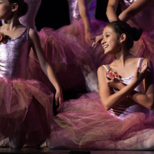 Intermediate and Advanced Ballet Class D