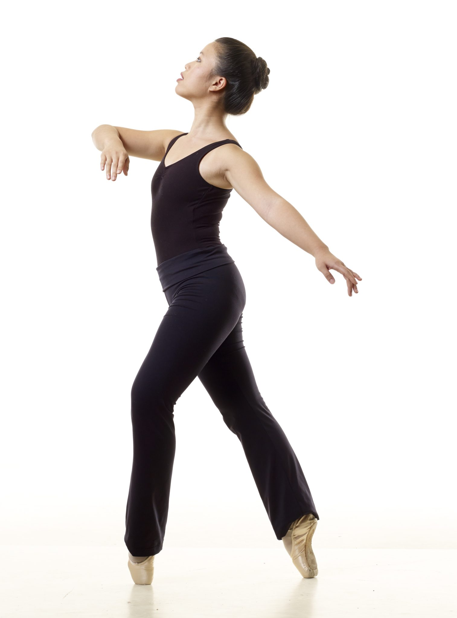 Beginner and Intermediate Pointe Class