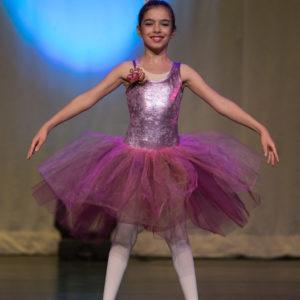Beginner Pre-Pointe Ballet Class