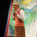 Winnie the Pooh Cavod Theater performing art theater