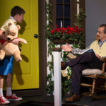 Winnie the Pooh Cavod Theatre local plays