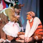 Winnie the Pooh Cavod theatre courses