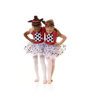 Kinder Ballet Cavod dance for children