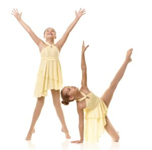 Modern B Cavod Academy kids dance lessons