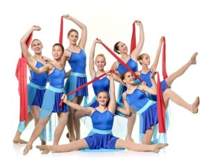 Pre Pro Jazz Cavod Academy jazz dance lesson