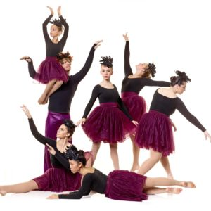 Advanced Modern Cavod Dance for teens