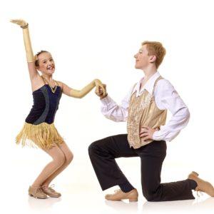 Tap C Cavod intermediate dance