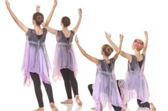 Worship Dance Cavod academy dance classes