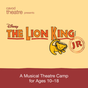 Disney's The Lion King, Jr. in Lancaster County, PA