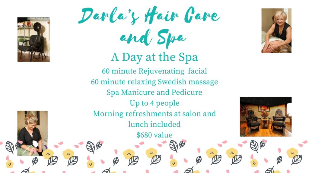 Darlas Hair Care and Spa A Day at the Spa Package