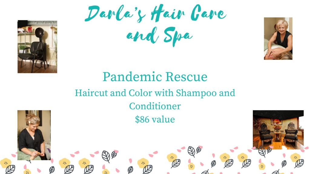 Darlas Hair Care and Spa Pandemic Rescue Package