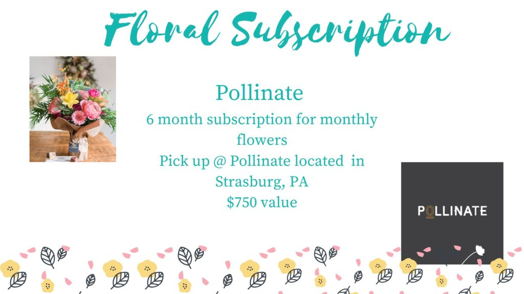 Pollinate Floral Subscription
